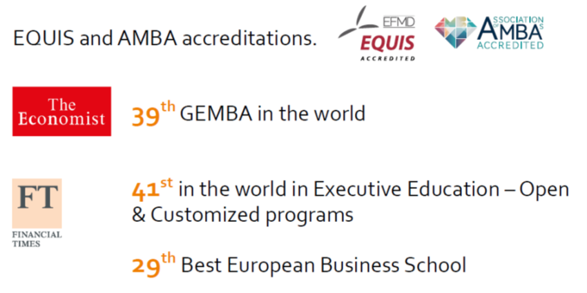 Executive Mba In Paris Frequently Asked Questions Ecole Des Ponts Business School